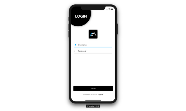 Premium Login & Signup Template