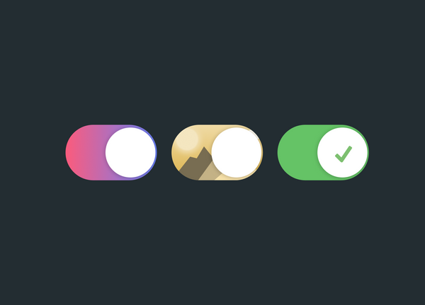 Custom SwiftUI Toggle Styles