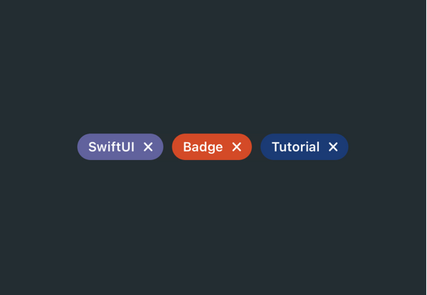 Create an Interactive Badge List